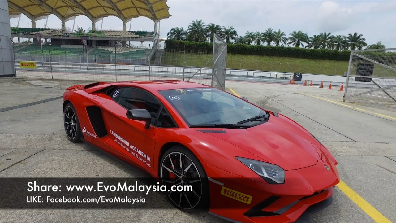 Evo Malaysia Com 2017 Lamborghini Aventador S Full In Depth Review