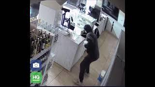 Пограбування магазину у м.Тернопіль (бульвар Данила Галицького)