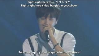 Download Video BTS - Moving On -  HYYH (Sub español - Hangul - Roma) MP3 3GP MP4