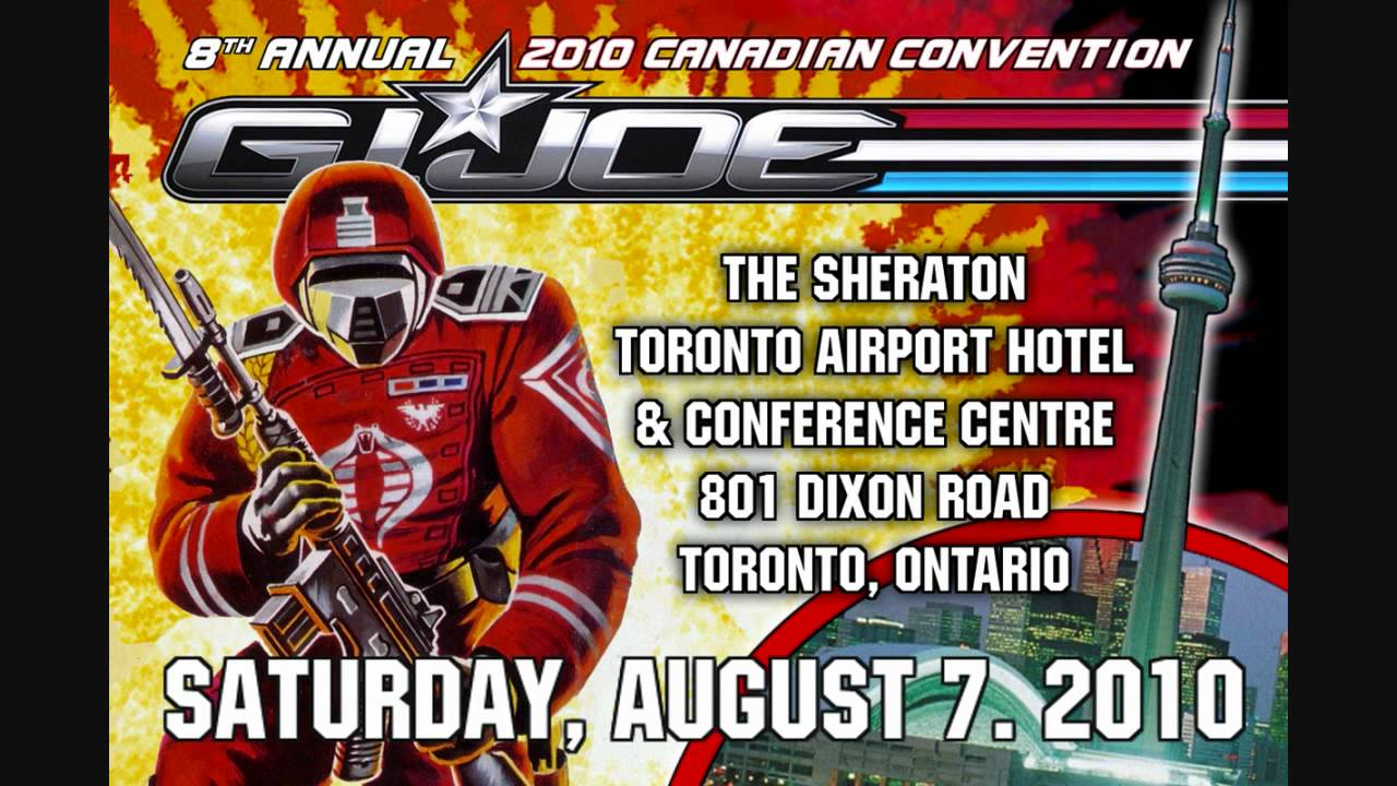 Conventions GI Joe ― HasCon, G.I. Joe Con, etc. ― États-Unis, Canada, etc. Maxresdefault