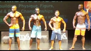 Men's Physique Competition 2017 (GONE WRONG!!)