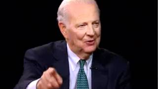 James A. Baker, III Speaks to Charlie Rose