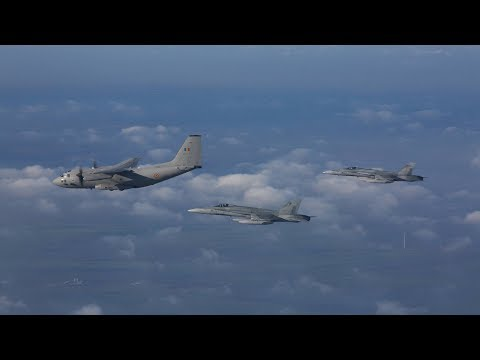 RCAF Air Policing in Romania