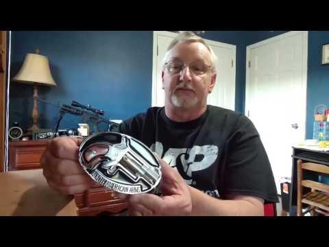 North American Arms 22lr Belt Buckle Gun