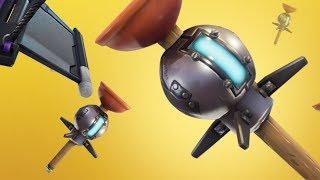 Fortnite obtient des grenades collantes dans le dernier patch