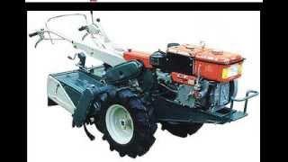 Cơ giới hóa trong nông nghiệp (Mechanization in agriculture (farmers as well as superhuman)