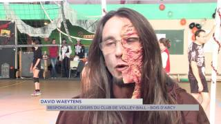 Halloween : un tournoi de volley pour se faire peur