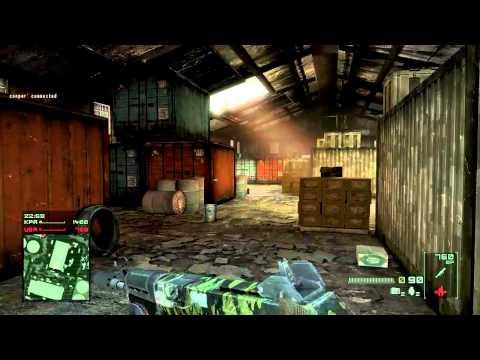 """Homefront """"T3AK"""" Gun Review HD"""