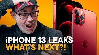 iPhone 13 - Reacting to ALL Leaks!