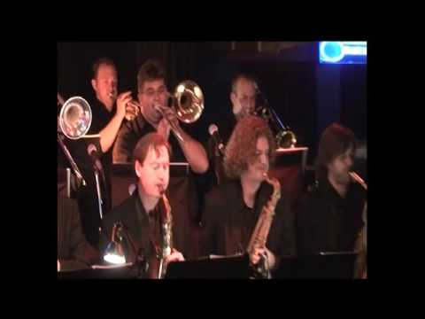 Love Is In The Air - Jeff Duff and the Ed Wilson Big Band