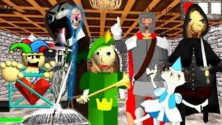 Baldi's Basics Medieval Edition Video