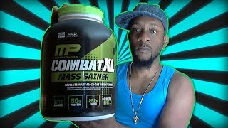Muscle Pharm Combat XL MASS GAINER REVIEW (Skinny Guys Must WATCH) 100% WORKS