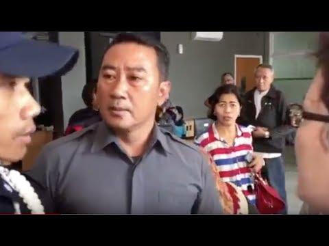 Adu Mulut Diikuti Tindakan Kasar Petugas Keamanan/satpam Apartemen Green Pramuka City.