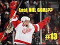 PAVEL DATSYUK LAST NHL GOALS???? IS THIS THE LAST OF THE MAGIC MAN??