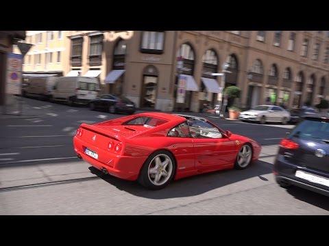 Ferrari F355 GTS - Sounds