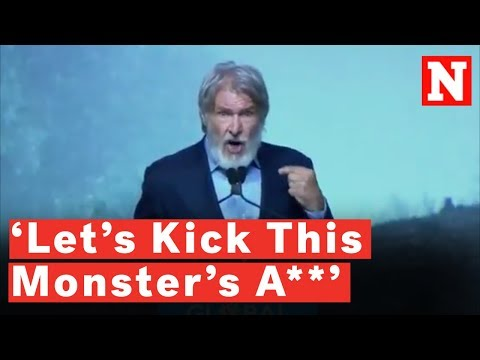 Harrison Ford: 'Stop Giving Power To People Who Don't Believe In Science