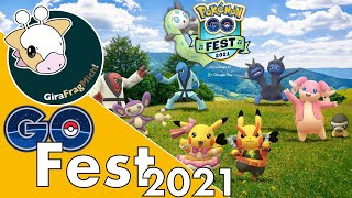 #88 Das Pokémon GO Fest 2021! Alle Infos zum Mega-Event! 17. + 18. Juli 2021! 🎉