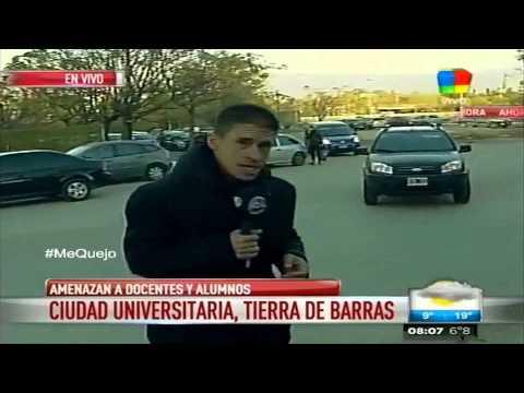 Ciudad Universitaria, tierra de barras
