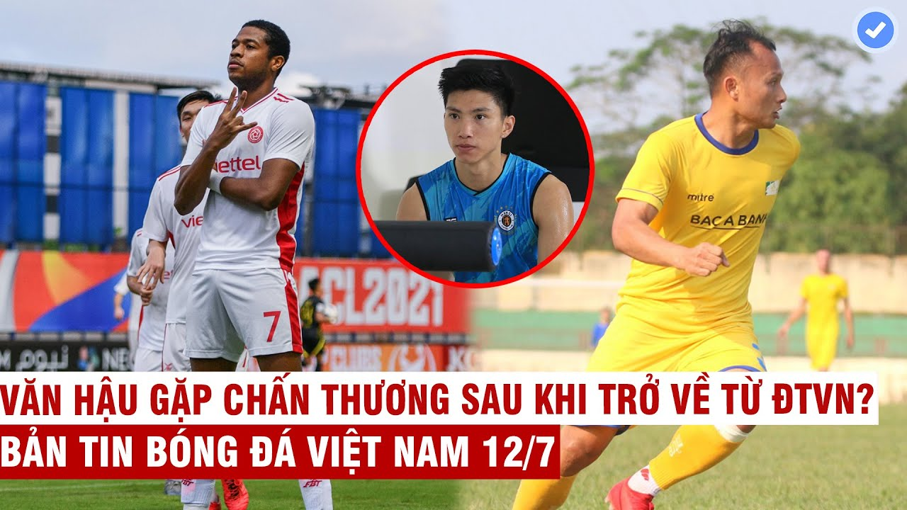 VN Sports 12/7 | hơn 2 người - Viettel thắng nhọc đối thủ bét bảng, Trọng Hoàng về SLNA giá 10 tỉ?
