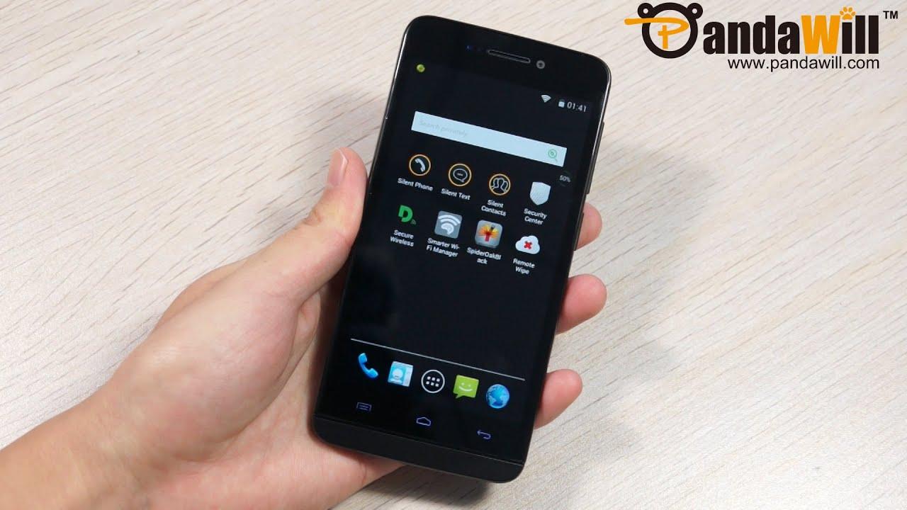Blackphone BP1 Smartphone 2.3GHz Quad-Core Private OS ...