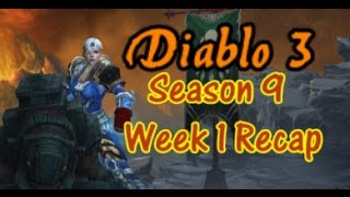 diablo 3 season 9 week 1 leaderboards red soul shard bug 64 bit
