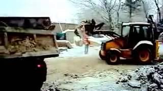 Вывоз строительных отходов. 8(812)332-54-69.(, 2014-04-17T07:34:55.000Z)