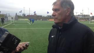 Creighton Men's Soccer - Elmar Bolowich previews Sweet 16 Match