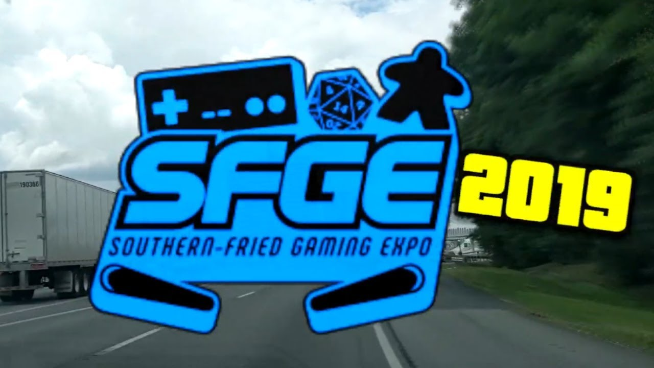 Southern Fried Gaming Expo (SFGE) 2019