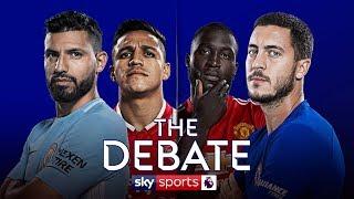 Chelsea v Man Utd & Man City v Arsenal Preview | Alan Smith & Simon Jordan | The Debate | Full Show