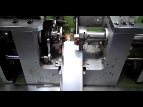 Rfid antenna coils winding by auto coil winding machine