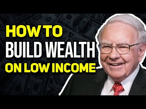 Wealth Building : 4 Ways To Build Wealth On A Low Income