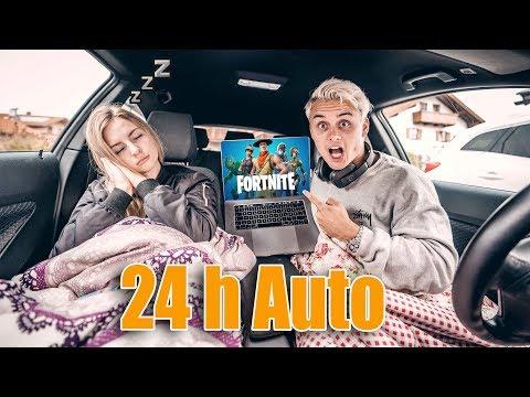 24 STUNDEN IM AUTO CHALLENGE MIT FREUNDIN I SPENDENAKTION 10.0 The Franklin
