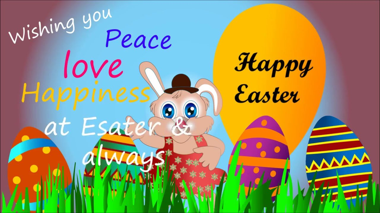 2018 happy easter greetings special video for easter youtube 2018 happy easter greetings special video for easter youtube m4hsunfo