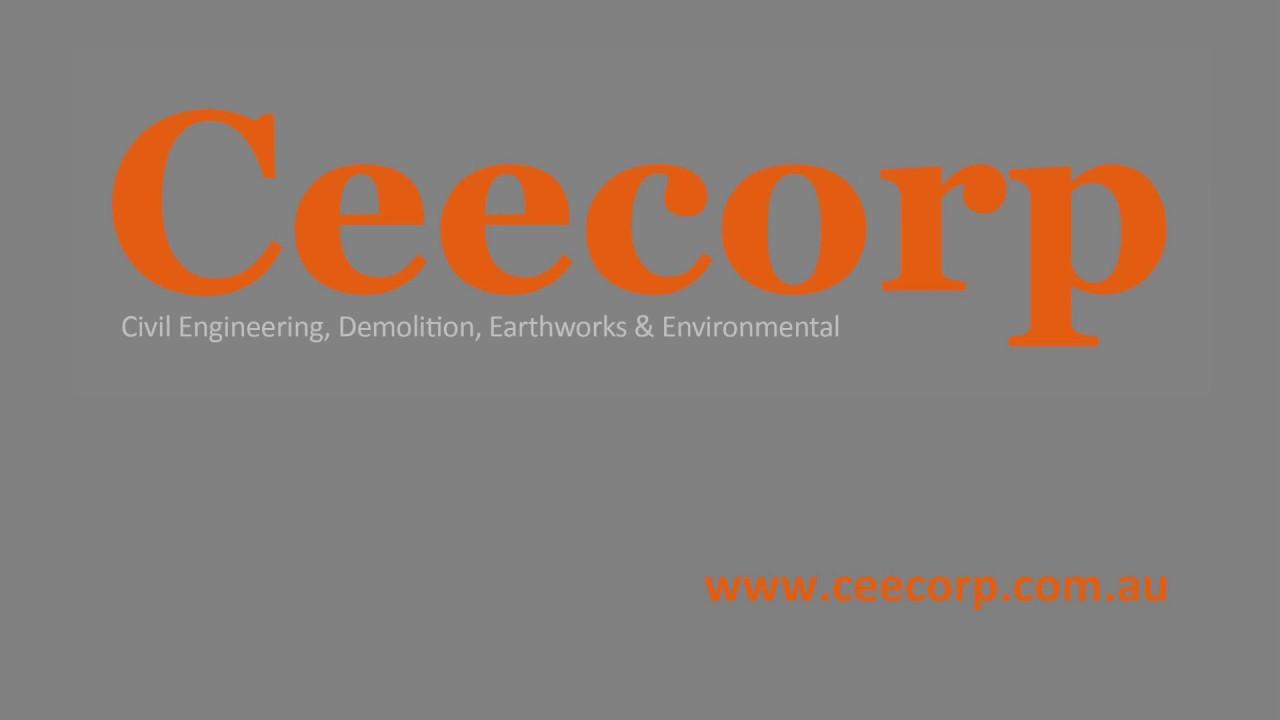 Ceecorp trailer for LIEBHERR 954