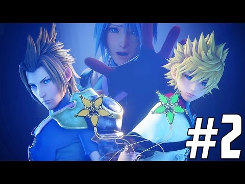 Kingdom Hearts HD 2.8 Final Chapter Prologue - Ep.2 QUEST TO FIND VEN & TERRA! (0.2 Birth by Sleep)
