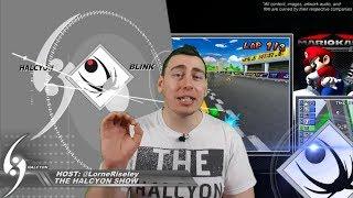 Halcyon Blink - Mario Kart DS
