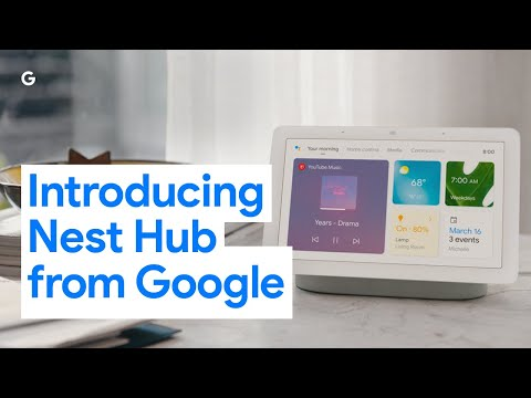 Introducing the second-gen Nest Hub from Google
