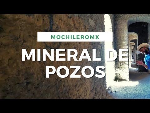 ¿Cómo es Mineral de pozos, Guanajuato? | Minas Santa Brigida, posada Valerio | MOCHILEROMX