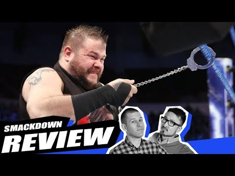 JOHN & WAI REVIEW SMACKDOWN 12/5/17: Owens Handcuffed, Nakamura Joins RKO, Clash Matches Announced thumbnail