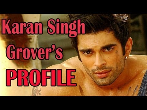 Karan Singh Grovers Profile