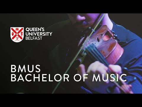 BMus Bachelor of Music