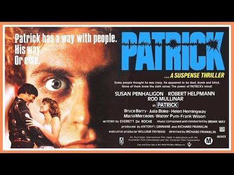Patrick (1978) Trailer - Color / 1:53 mins