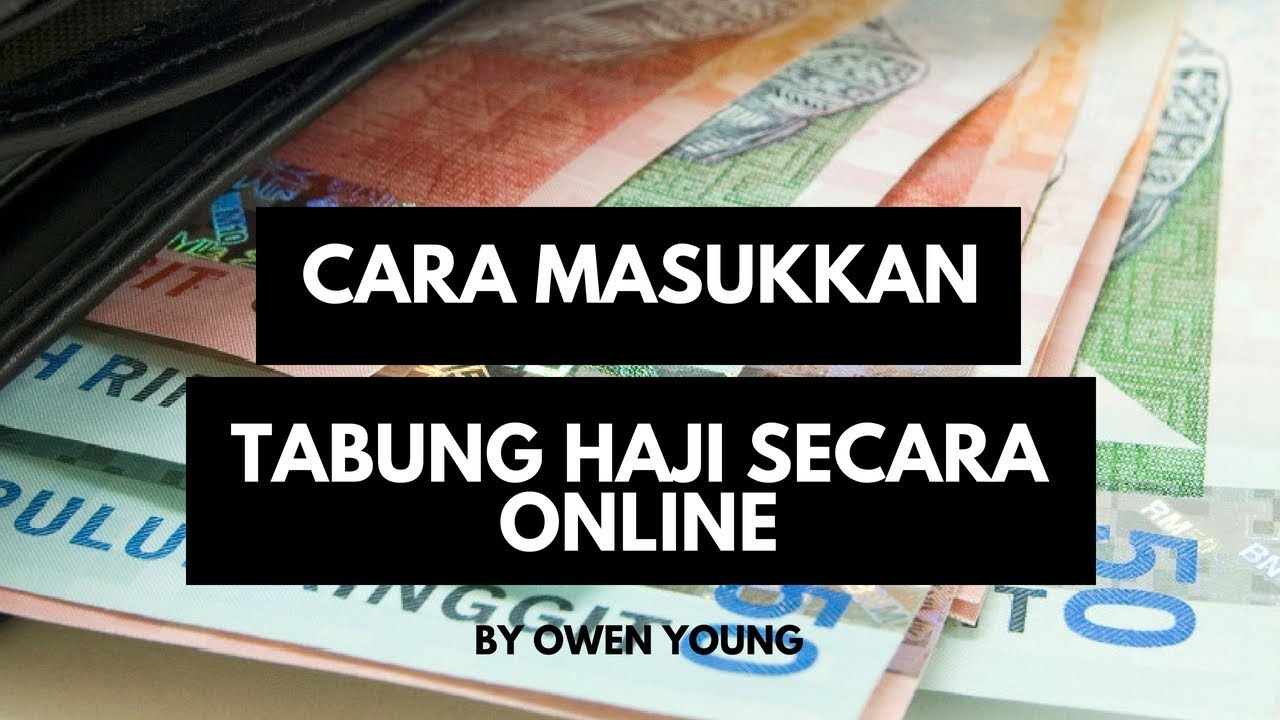 Cara Transfer Dari Bank Islam Ke Tabung Haji Secara Online Youtube