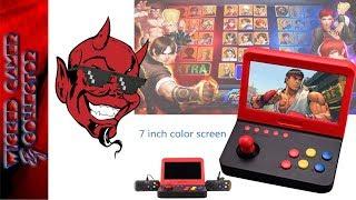 Retro Arcade 2019 Model / Version 2 - 7inch Edition PREVIEW