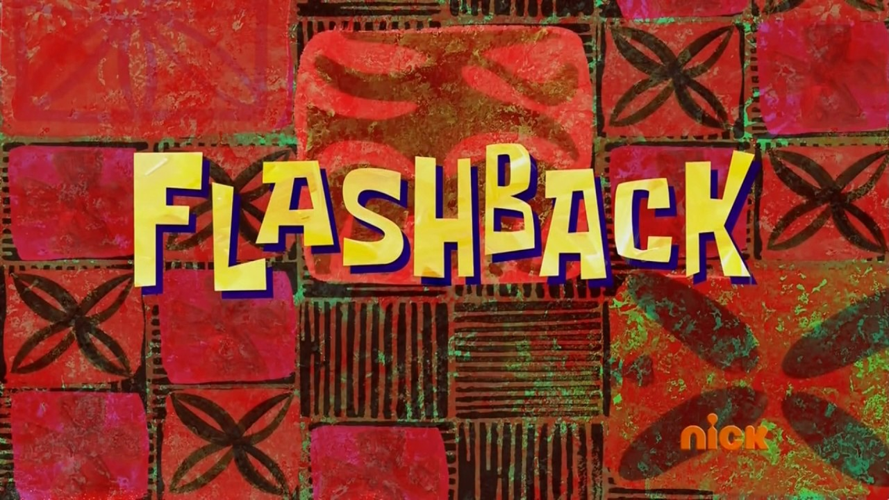 Flashback | SpongeBob Time Card #119 - YouTube