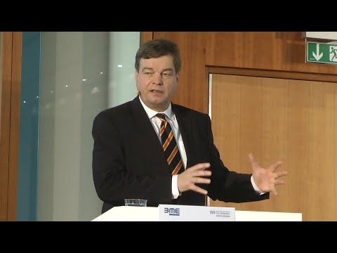 Bahn Manager Video - REDE (9): StS Ferlemann, 13. BME/VDV-Forum Schienengüterverkehr (11.2.2020)