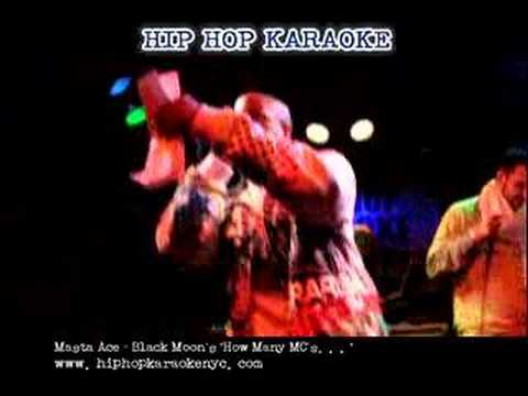 Masta Ace does Black Moon at Hip Hop Karaoke