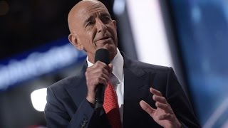 Tom Barrack Jr.: I don't want to hear Trump talk abo...