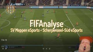 FIFAnalyse gegen SV Meppen eSports | Scherpenseel Süd | eSports | GMBa7