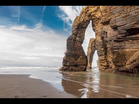 playa de las catedrales ruta